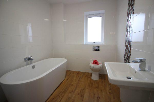 House 1 Bathroom 2